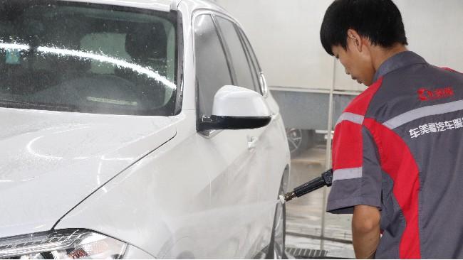 开一家汽车美容保养加盟店预算要多少钱?有前景吗?