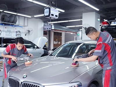 深圳汽车维修保养为什么要选择车美福?