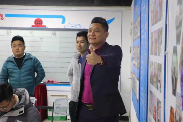 车美福集团总经理吴星良