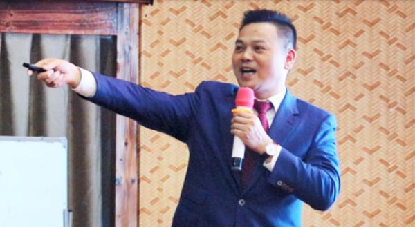 车美福总裁郑志辉先生